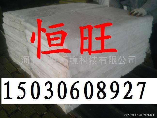 防水型复合硅酸盐隔热卷毡 2