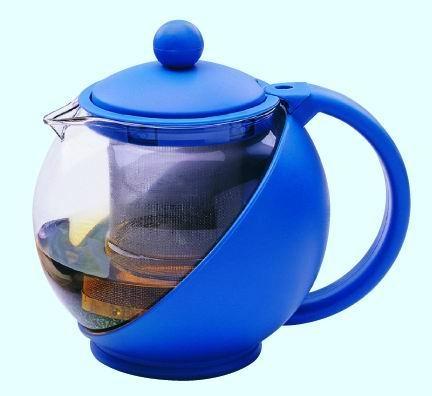 Glass tea&coffee pot 1