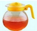Glass tea&coffee pot 1500ml 1