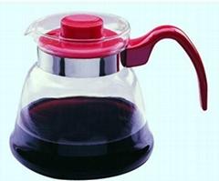 玻璃茶壶和咖啡壶1000毫升