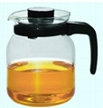 Glass tea&coffee pot