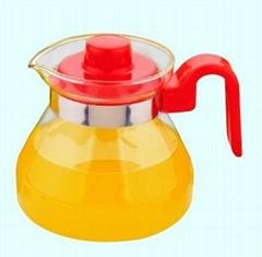 玻璃茶壶和咖啡壶450ml