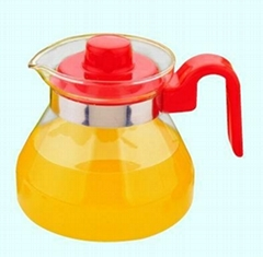 Glass tea&coffee pot 450ml