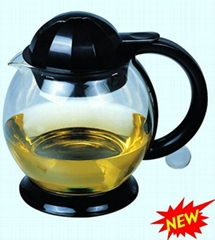Glass tea&coffee pot 1500ml