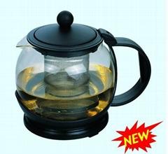 玻璃茶壶和咖啡壶800毫升