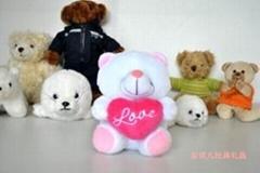 Plush Bear Toys