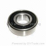 Vacuum cleaner special bearings
