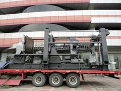 1000L Pallet water tank  six layer oil tank  blow molding machine