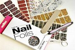 C&CHAT Nail Foils