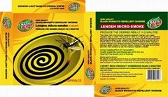 Mosquito coil/Repellent incense