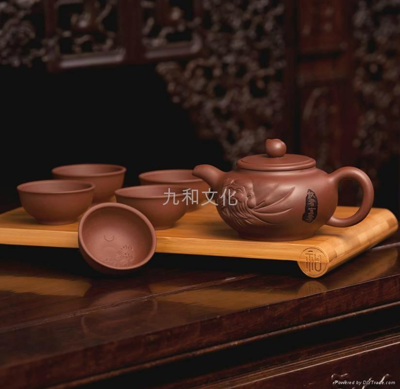 高档茶具 1
