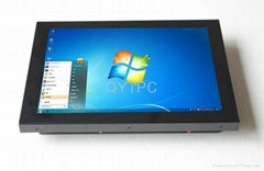 15inch industrial panel pc with touch function,Dual core Intel Atom D525 cpu
