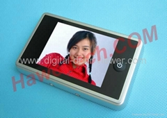3.5inch digital door viewer