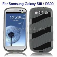 TPU Protection Case for Samsung Galaxy SIII / i9300