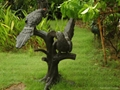 园林铜雕 1