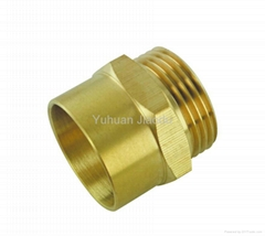 welded tube fitting
