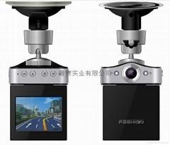 分离式双镜头记录仪、行车记录仪、car black box