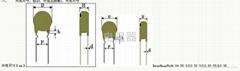 村田电阻器