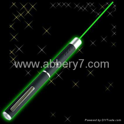 5mW Newest Green Laser Pointer Green Light Pen Sinlge Beam Green Laser 1