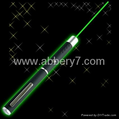 5mW Newest Green Laser Pointer Green Light Pen Sinlge Beam Green Laser