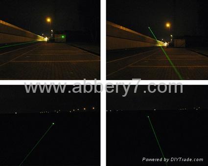 5mW Newest Green Laser Pointer Green Light Pen Sinlge Beam Green Laser 4