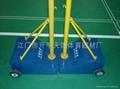 供應羽毛球挂網柱子 2