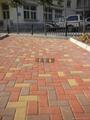 彩色通體路面磚透水磚荷蘭磚 4