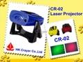 CR-02 激光舞台灯