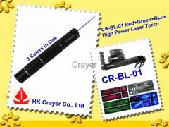 CR-BL-01 蓝光激光笔系列
