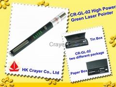 CR-GL-01 Green Laser Pointer
