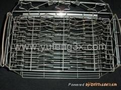 Hardware wire basket
