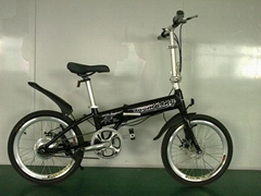 36V Folding Electric Bicycle
