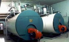 泰安鍋爐WNS系列全自動燃油氣鍋爐