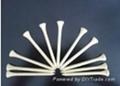 Golf Tees (Wood Bamboo Plastic) 2
