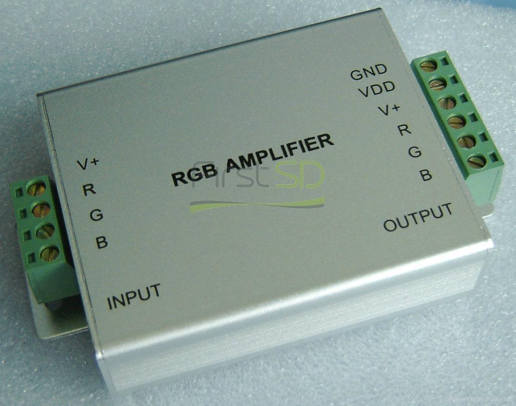 LED信号功率放大器 1