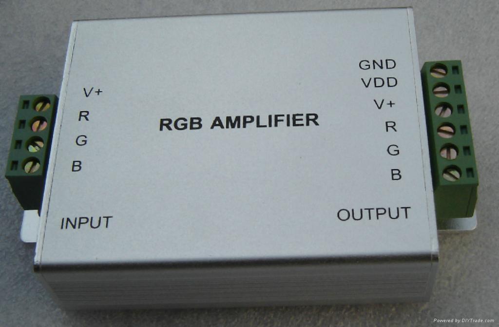 LED信号功率放大器 2