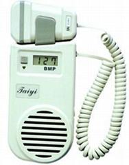 ultrasonic fetal doppler