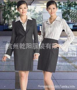供应女式职业装衬衫 1