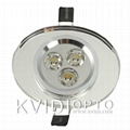 KD-T1667 Crystal Spot Lamp