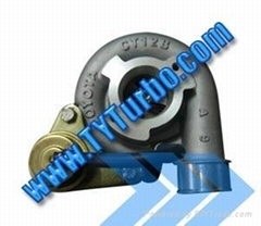 turbocharger  CT12B  toyota  17201-67010