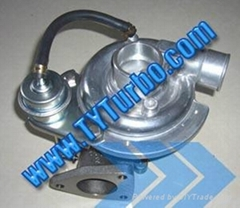 turbocharger  17201-30030 CT16 TOYOTA