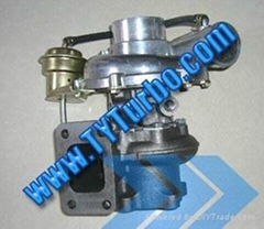 TURBOCHARGER EX220-5 114400-3340A  HITACHI