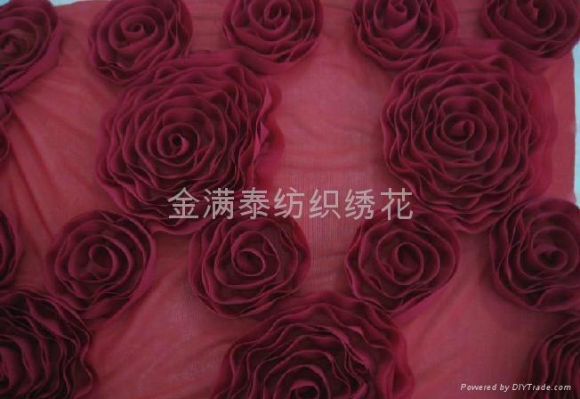 三合一繡花 3