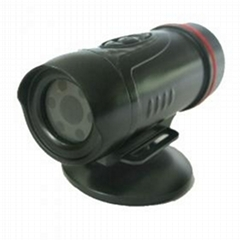 Underwater Action Camera with IED lamps & lithimum battery