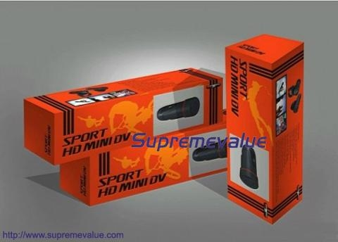 Underwater Action Camera with IED lamps & lithimum battery 3