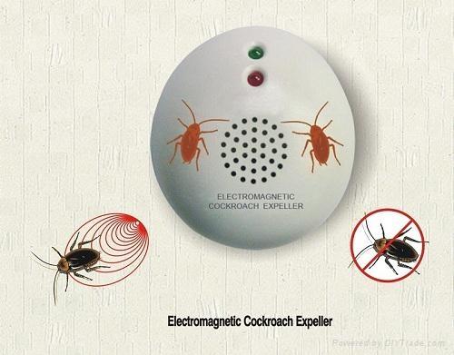 Ultrasonic Cockroach Repeller  1