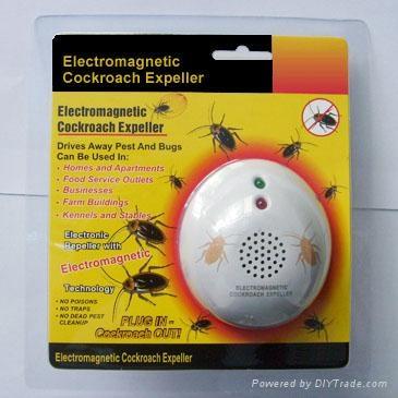 Ultrasonic Cockroach Repeller  3