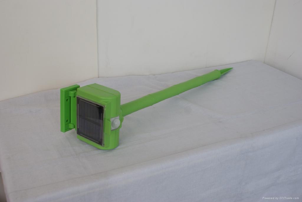 Solar Aninmal Repeller With PIR  5