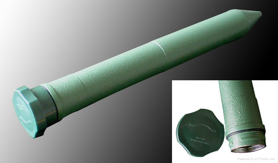 Plastic Tube Mole Repeller  4