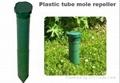 Plastic Tube Mole Repeller  5